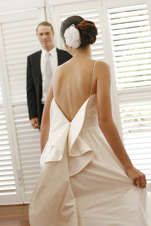 Bride Wedding Dress Ceremony