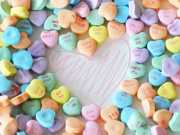 ValentinesDay.candyhearts.morguefile