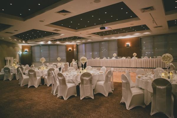 Party room wedding