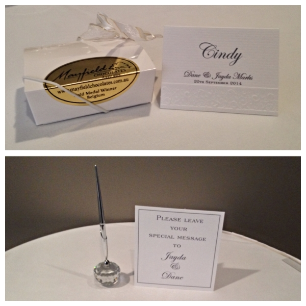 Place Card, Bonbonierre, Guest Book, Wedding Favour